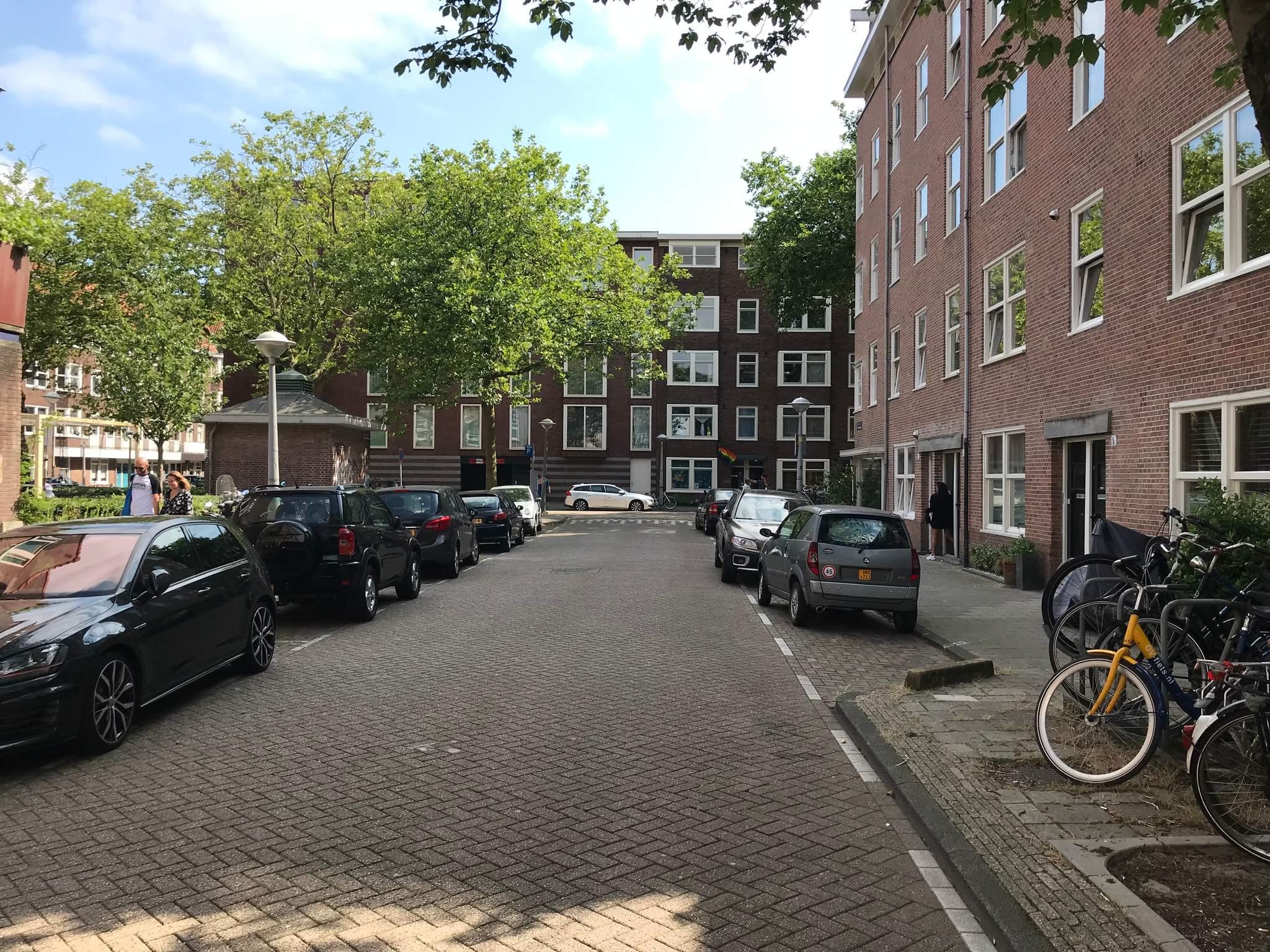 Joos de Moorstraat 4Huis, Amsterdam Amsterdam