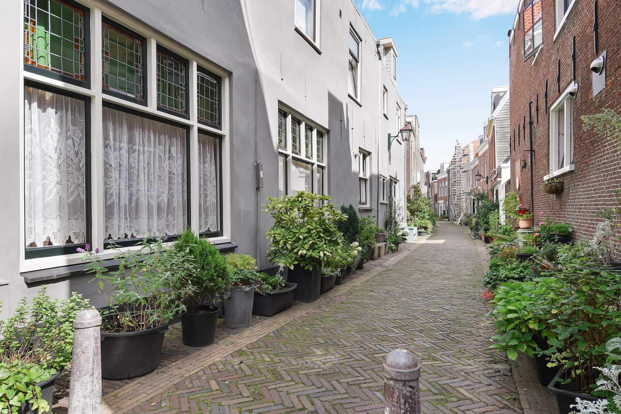 Kleine Houtstraat 105Achter, Haarlem Haarlem
